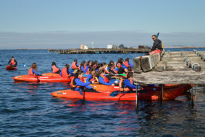 Kayak Escolares Batea