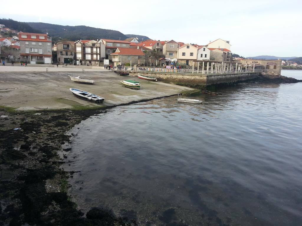 Combarro Muelle