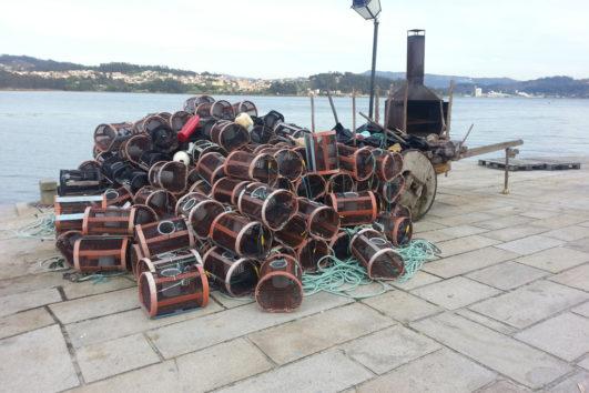 Combarro Artes de Pesca