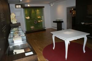 Museo Rosalía Interior