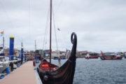 Drakar Vikingo en Puerto