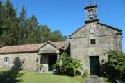 Pazo Saleta Iglesia