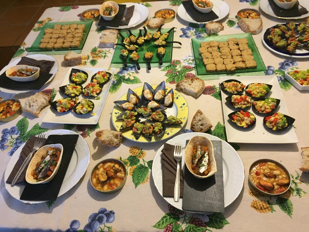 Taller de cocina con conservas excursiones escolares - Talleres de cocina infantil ...