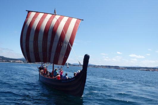 Drakar Vikingo