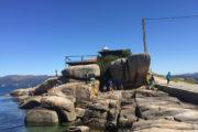 Senderismo por A Illa De Arousa