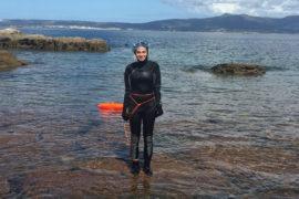 Snorkel Areoso Bautismo de Mar