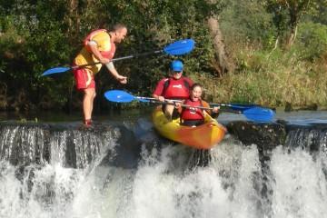 Descenso Río Umia