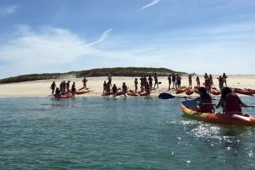 Ruta en Kayak Areoso