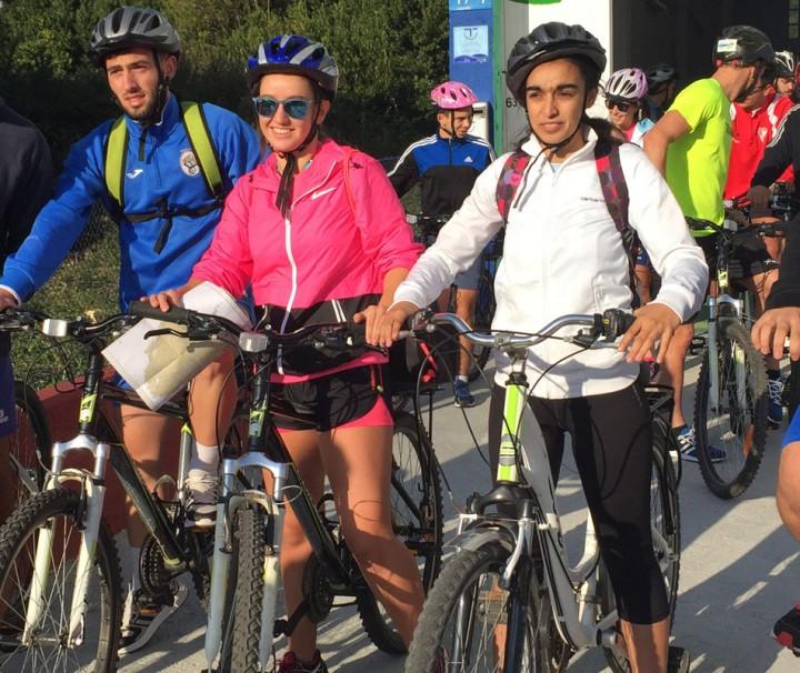 Yincana en Bicicleta Illa de Arousa