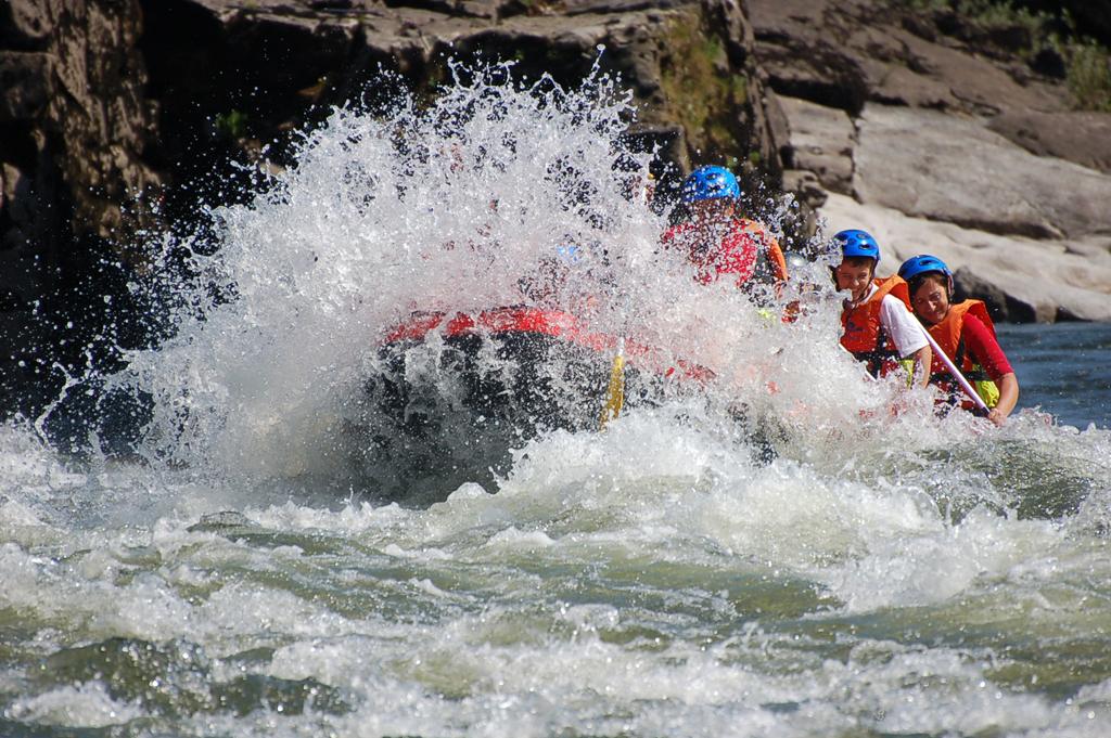 Rafting Arbo
