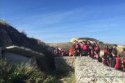 Ruta en Kayak Areoso Restos Arqueológicos