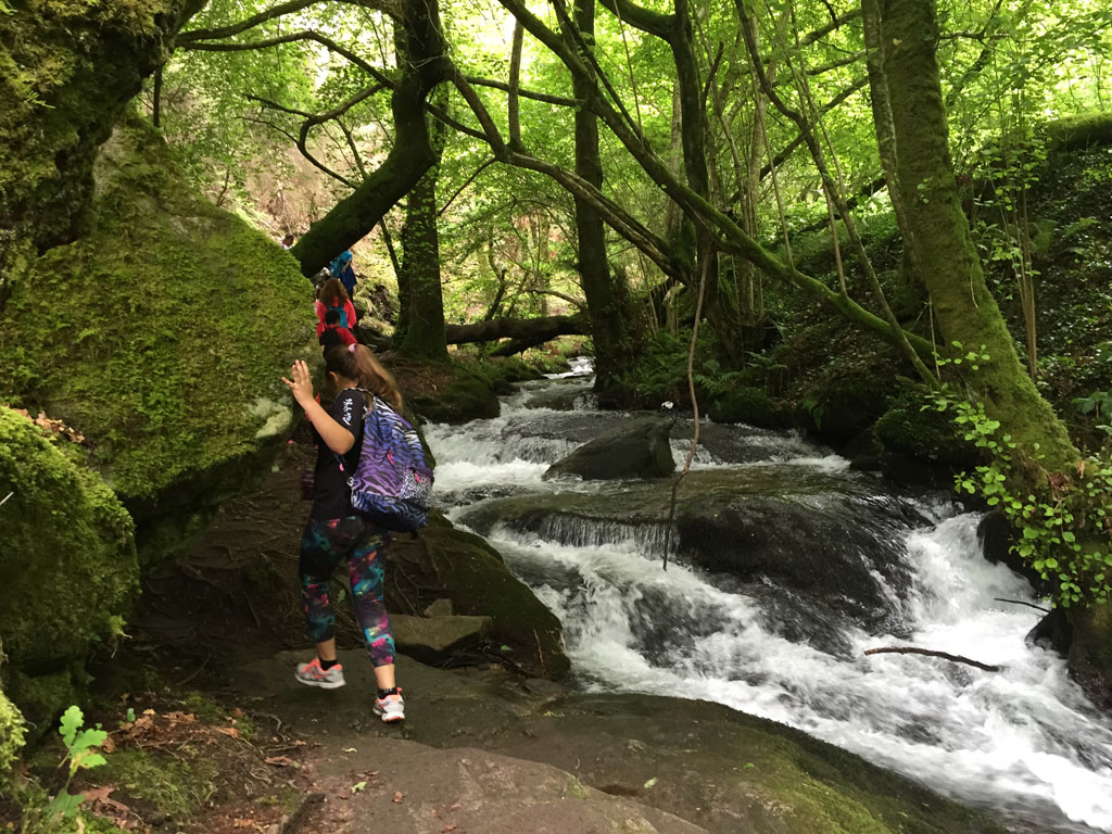 Ruta Piedra y Agua Río