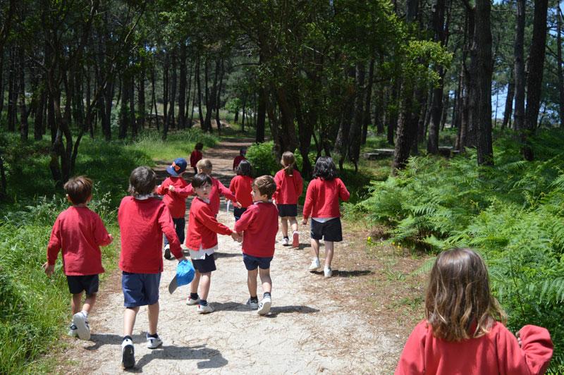 excursiones escolares para colegios